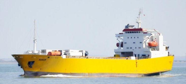 Торговое судно