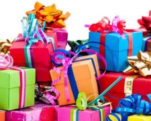 Призы и подарки