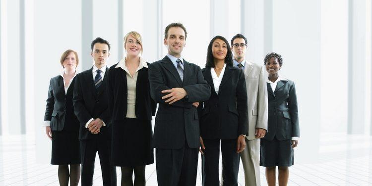 Работники компании