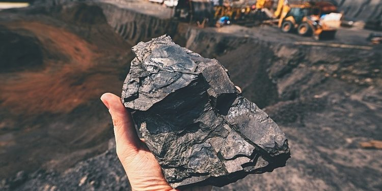 Длбыча угля