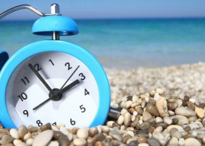 Время Отпуска