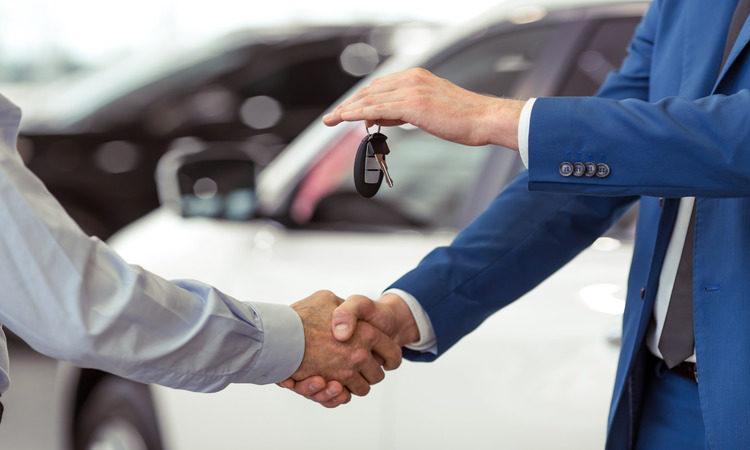 Продажа автомобиля ИП