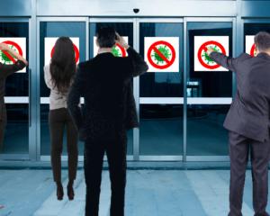 Отстранение непривитых сотрудников
