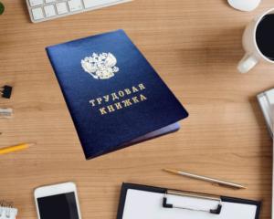 Трудовые книжки нового образца начнут использоваться в России с 2023 года