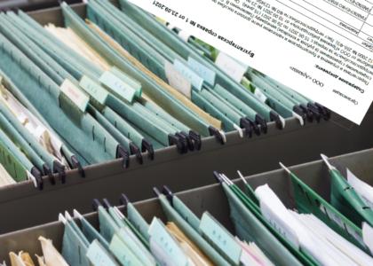 Применение бухгалтерских справок в учёте
